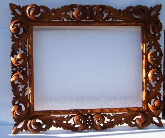 Florentin tükörkeret képkeret